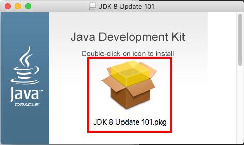 JDK8 Install Screen 1